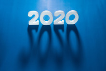 Volume Letters 2020 New Year N...