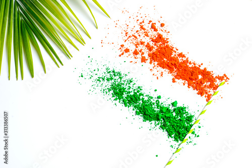 Concept for Indian Independence day and republic day Wallpaper Mural