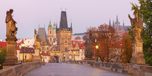 Prague - The Castle And Cathed...
