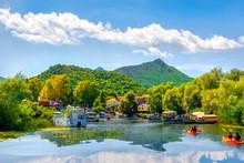 Lake Skadar Park