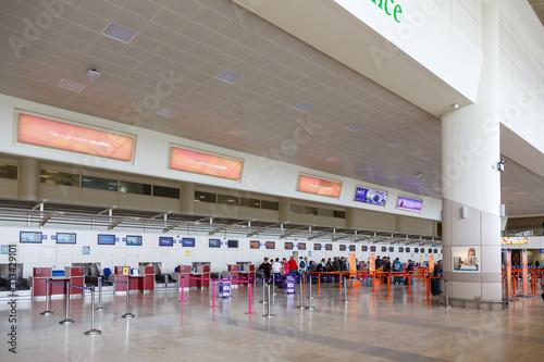Liverpool John Lennon Airport LPL Terminal