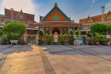 Yan Nawa, Bangkok / Thailand /...