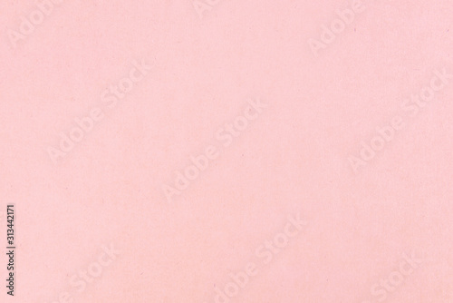 Fototapeta Craft paper pink or rose gold textured. Valentines day background obraz