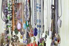 Handmade Jewelry Made Of Natur...