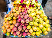 Fruits Of Cactus For Sale At T...
