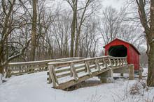 """Winter Bridge"""