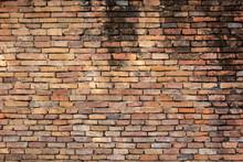 Beautiful Orange Brick Wall Th...