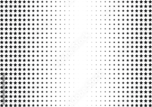 Photo Abstract halftone dotted background