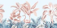 Tropical Vintage Botanical Lan...