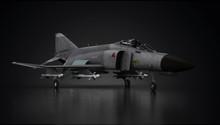F-4 Phantom Aircraft Fighter J...