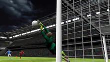 Goal Keeper Saving The Goal St...