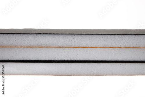 Valokuva  Teflon-coated sound insulation board
