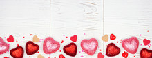 Valentines Day Long Border Ban...
