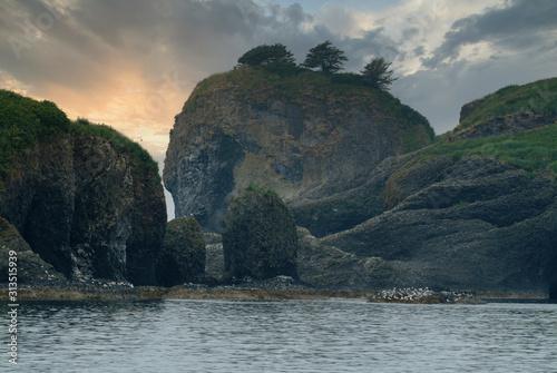 Valokuva Sunset, St. Lazaria Island, Sitka