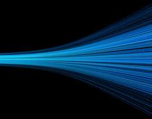 3D Rendered Fiber-like Partic...