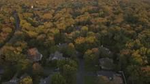 Beautiful Fall Landscape Tilt ...