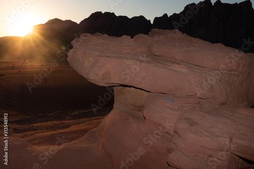 Wadi Rum, Jordan Tapéta, Fotótapéta