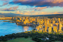 View From Diamond Head Crater ...