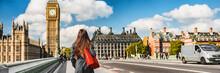 London City Commuters Walking ...