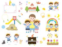 幼稚園セット2