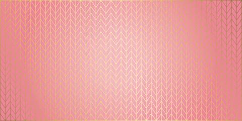 geometric pink background