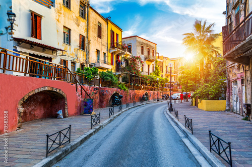 street-in-the-old-town-of-chania-crete-greece-charming-streets-of-greek-islands-crete-beautiful-street-in-chania-crete-island-greece-summer-landscape-chania-old-street-of-crete-island-greece