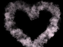 Heart Made Of Smoke