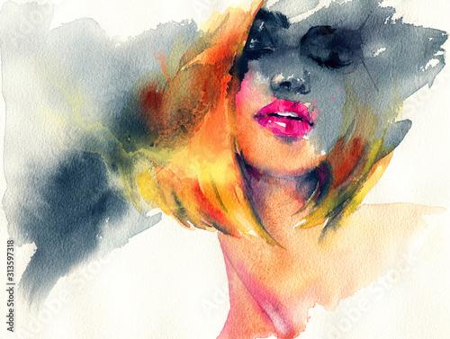 sliczna-kobieta-ilustracja-mody