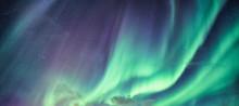 Northern Lights, Aurora Boreal...