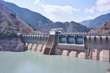 静岡県 井川ダム