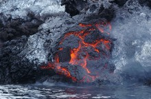 Solidified Lava
