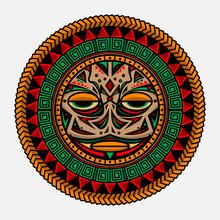 Traditional Polynesian Tattoo