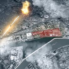 Rocket Attack Hits Near Us Emb...