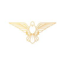 Dove Logo Icon Vector Illustra...