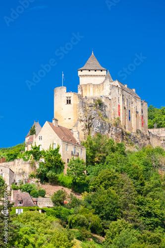Photo Chateau de Castelnaud, Dordogne, Aquitaine, France