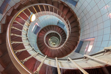 Spiral Staircase Leading To A ...