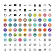 Icon Set Of Medical For Personal And Commercial Use...