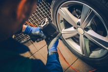 Vehicle Wheels Maintenance