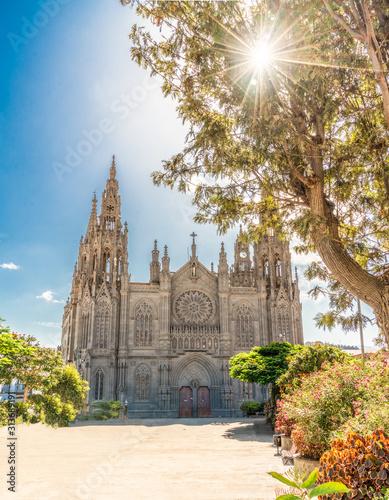 Photo Church of San Juan Bautista, Arucas, Gran Canaria, Spain