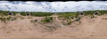 360-degree Panoramic Aerial Vi...