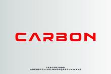 Carbon, A Bold Modern Sporty T...