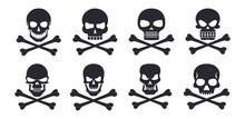 Different Human Skull Symbols ...
