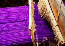Traditional Hand Weaving Loom