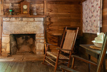 Interior Of An Old Fashioned C...