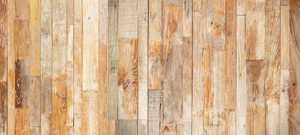 Fototapeta デコラティブな白木の背景素材
