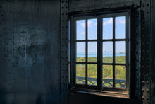 Looking Through A Lighthouse W...