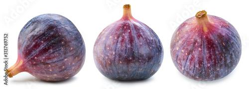 Fotografia Figs isolated on white