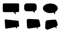 Chat Cloud Dialog Icon, Vecto...
