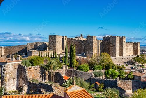 Trujillo Castle Fototapet