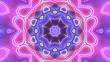 canvas print picture - Kaleidoscope Mandala Art Design Abstract Background